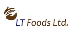 LT Foods - The company is engaged in the manufacture and sale of rice under the brand DAAWAT